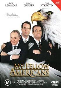 My Fellow Americans (DVD, 2002)