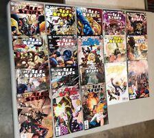 JSA Allstars 1-18 Complete Set Dc Comics 2010 Power Girl (JS03)