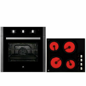 ARC ACPC2 60 cm Electric 5 Function 65 L Oven & Ceramic Cooktop Pack Brand NEW