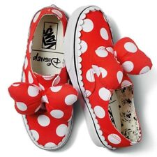 b6544268f0 Disney X VANS Authentic Gore Minnie Mouse Bow Womens Size 8.5