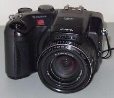 Fujifilm FinePix S Series S602 Zoom 3.1 MP Digital Camera - Black *See Descr*
