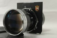 EXC+5 Rodenstock Rotelar 270mm f5.6 4x5 Lens Copal from JAPAN by DHL #1701