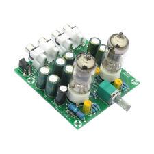 Valve 6J1Tube Preamp AMP Pre-Amplifier Board Headphone Buffer Kit DIY US