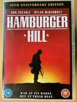 Hamburger Hill DVD 1987 Vietnam War Film Movie Classic 20th Anniversary Edition