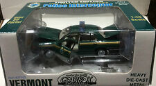 Vermont State Police Trooper 2001 Ford GEARBOX 1:43 FREE SHIPPING