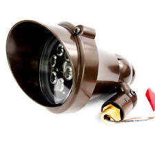 Hubbel 6 Watt Bronze LED Accent Spot Light