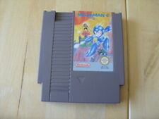 GENUINE NINTENDO NES GAME - MEGA MAN 4 - CARTRIDGE ONLY