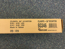 Mayline blue print clamps 36 inch (93346)