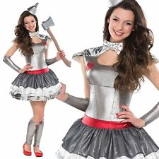 AMSCAN TIN HEARTTHROB GIRLS COSTUME WIZARD OF OZ