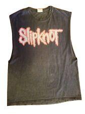 2007 SLIPKNOT BARCODE ( PEOPLE = SH/T ) T SHIRT BAND MERCH