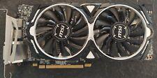 AMD Radeon RX 580 ARMOR 8G OC Grafikkarte