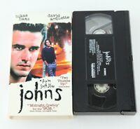 Johns Scott Silver VHS David Arquette lukas haas male prostitutes 1996