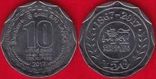 """Sri Lanka 10 rupees 2017 """"Ceylon Tea"""" UNC"""