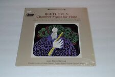 Beethoven Chamber Music for Flute~Turnabout Records TV 34059S~FAST SHIPPING