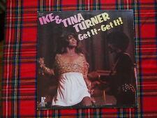 Ike & tina turner Get it get it LP washed/lavé (ex) pickwick usa