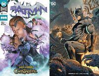 Batman 63 Main Cover A + Tony S Daniel Variant Set 1st Print DC Comics 2019 NM