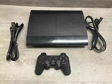 Playstation 3 Super Slim Cech-4001B 250Gb Bundle