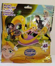 Disney Rapunzel's Tangled Adventure Puzzle -  48 Pieces - Puzzle On The Go!