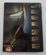 New Iron Man | Empty V1 Steelbook | Blufans Exclusive China (no Blu-ray disc)