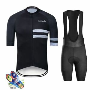Jersey Sets Short Sleeve Breathable Maillot Ropa Ciclismo Cycling Clothing Lycra