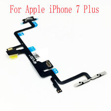 for iPhone 7 Plus Power Flex Cable Volume Buttons & Mute Switch With Brackets
