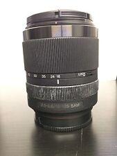 Sony SAL 18-135mm f/3.5-5.6 DT SAM Lens