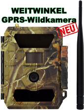 X-view Wildkamera Weitwinkel GPRS I Email | Full HD I 12MP I IR 940nm black LEDs