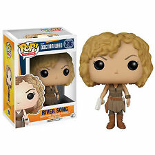 Funko Doctor Who POP River Song Vinyl Figure NEW Toys Dr Who