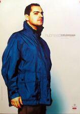 ANTHONY PAPPA nubreed Global Underground original UK promo POSTER rare new!
