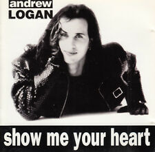 Andrew Logan-Show me your heart-CD Album