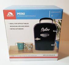 New listing New Igloo Mini Beverage Refrigerator (Retro 6 Can Mini Fridge)