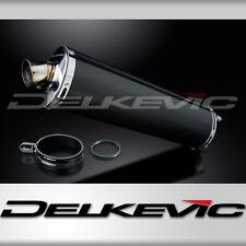 Delkevic exhaust Bolt-on Silencieux 450 mm fibre de carbone Suzuki GSF1200 Bandit 95-00