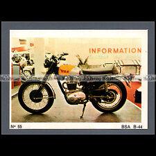 #MTP055 ★ BSA 441 B44 VICTOR ★ Carte Moto Motorcycle card