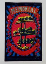 Memorial Handbill Signed by Alton Kelley Grateful Dead AOR 2.160