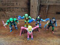 Trash Bag Bunch Mini Plastic Figures Bundle (A)