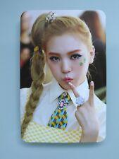 KPOP Orange Caramel Lipstick Lizzy ver. Official Photocard