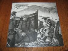 """SACRIPHYX / RESUSCITATOR """"Split"""" LP varathron rotting christ"""