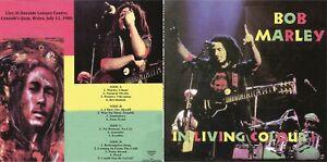 BOB MARLEY - In Living Colour - 2 vinyls