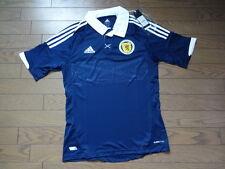 SALE!! Scotland 100% Original Jersey Shirt S 2011/13 Home adidas Still BNWT