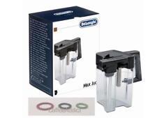 DeLonghi Coffee Machine ESAM3500 Models Genuine Milk Jug Plus 3 Coupling O rings