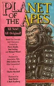 Planet of apes #1 6.0 FN (1990)