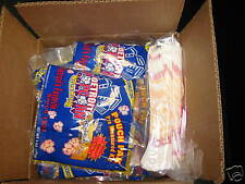 Popcorn Kit for party of 100 Bags/salt/seeds/oil