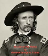 MY LIFE ON THE PLAINS by General George A. Custer audiobook 1 MP3 CD