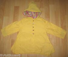 CATIMINI - manteau imperméable jaune à capuche - Taille 24 mois - TBE !!