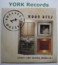 "SCRITTI POLITTI - Wood Beez - Excellent Condition 7"" Single Virgin VS 657"