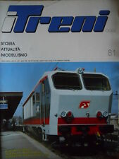 I Treni 81 - Nostalgia di Orient Express - con catalogo Metrop 1988  [TR.29]