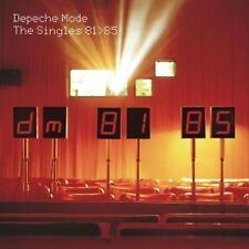 DEPECHE MODE - THE SINGLES 81-85  (CD)  17 TRACKS INTERNATIONAL POP  NEUF