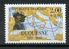 FRANCE - 1988 - timbre 2517 Navigateur Duquesne neuf**