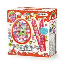 LIMITED BANDAI Tamagochi Meets Sanrio Characters Deluxe Set Red Kitty My Melody