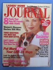 KIM BASINGER Ladies Home Journal  Magazine February 1988